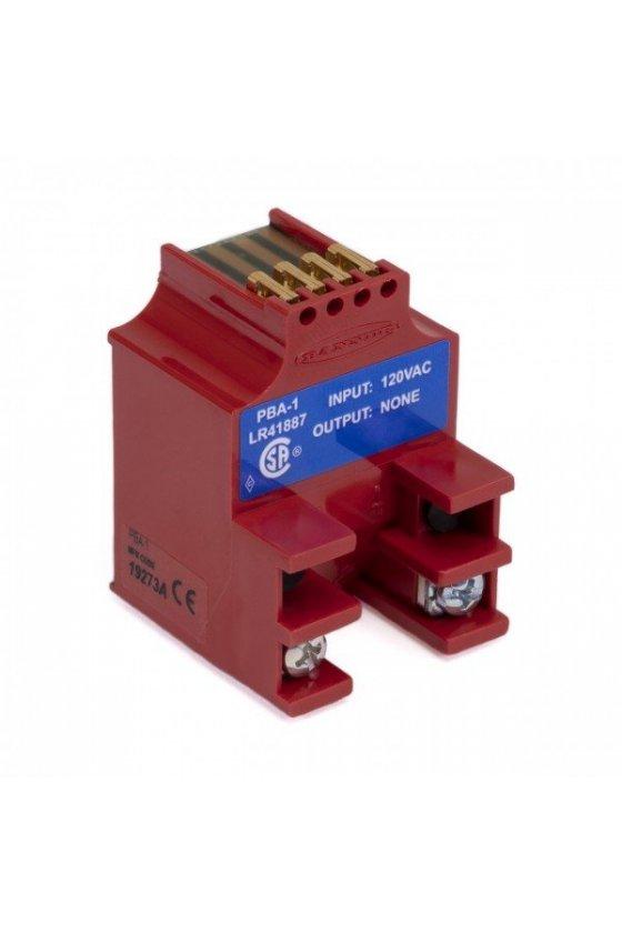 PBB-1,bloque de potencia de 3 y 4 hilos,16389