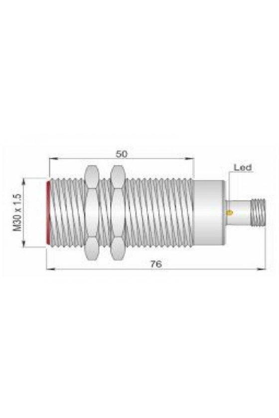 SI30C10 NPN NOH (I30000034) SENSOR DE PROX30MM DIAMSENSA 10MM 10-30VDC