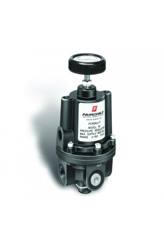 10292 Regulador de presion neumatico 5-400 psi 1/4 IN NPT