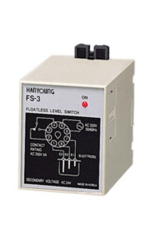FS3A220 CONTROL DE NIVEL PARA AGUA
