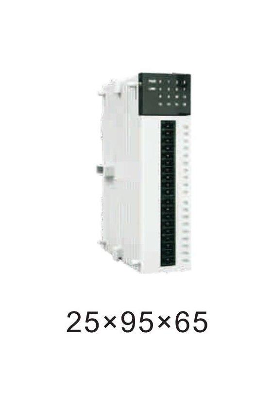 AE-2AD2DA Modulo análogo 2ai 2ao, 12bit conversión acerca, dc 24v, 2.4w