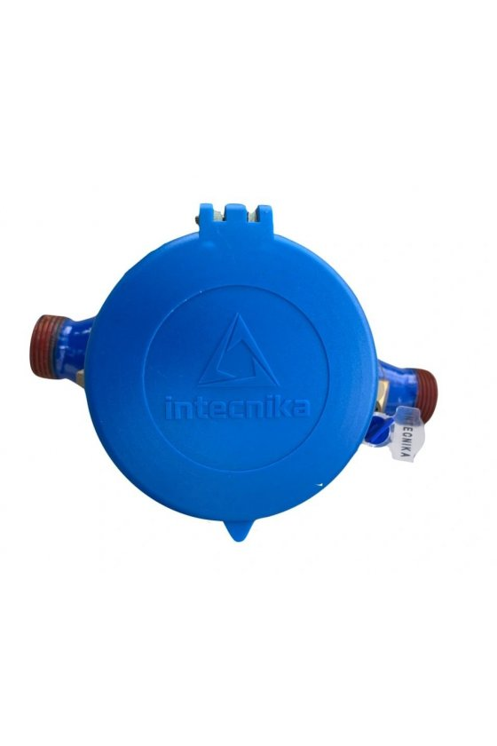 MCB-040 Medidor de agua 11/2 in temp 40c cpo bronce ext rosc npt pres max16 bar predis lect remot valv check