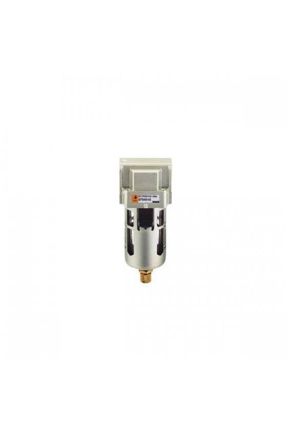 EIF2000-02 FILTRO 1/4 1278 L/MIN 15CM3