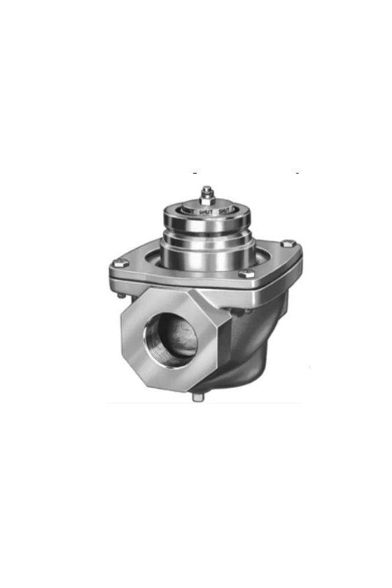 V5055A1020 VALVULA PARA GAS DE 1 1/2 IN  OPERA C/V4055