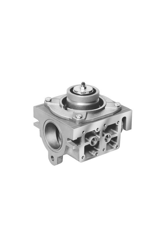 V5097C1018 VALVULA P/GAS LARGE BODY LOW PRESSURE DOUBLE SEAL
