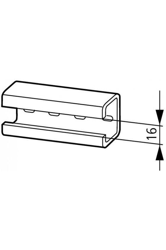 KSV3-ID Riel de anclaje de cables 063000