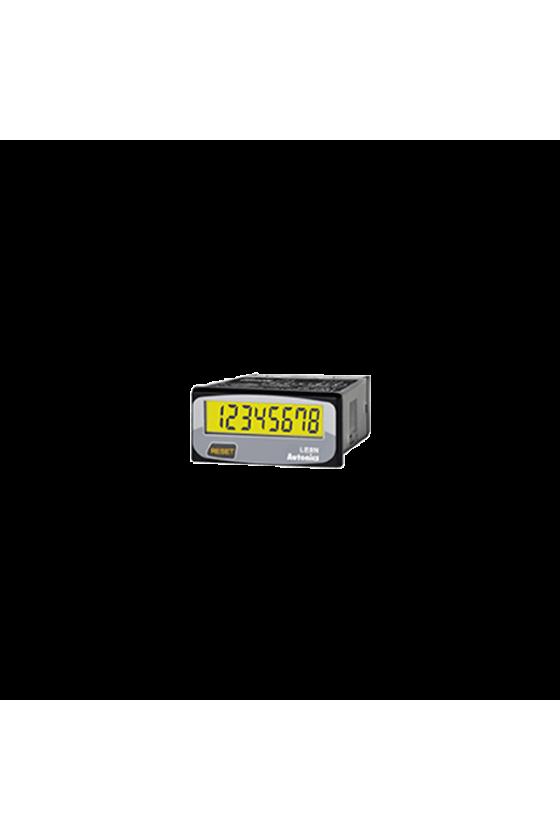 LE8N-BF  Temporizador digital
