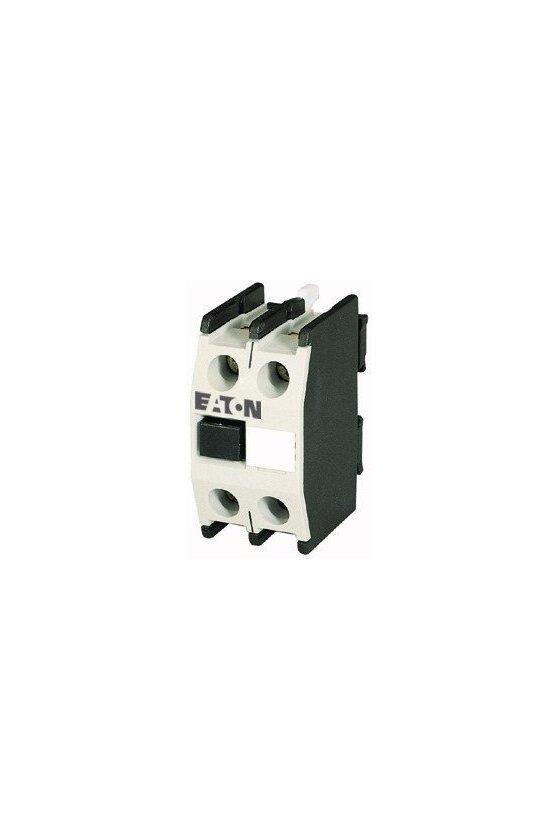 DILM150-XHI11, Módulo de contactos auxiliares 2 polos, Ith 16 A 1 N/A 1 NC Fijación frontal de tornillo DILM40-DILM170 277946