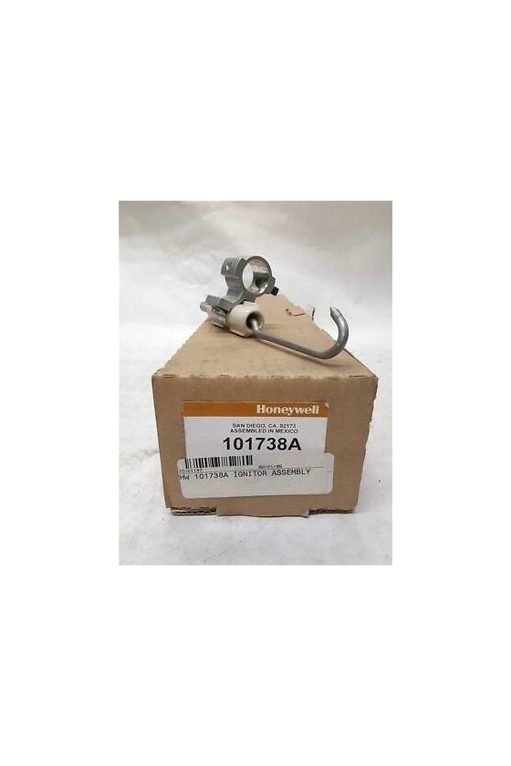 101738A  el conjunto de encendido incluye electrodo, soporte y conector rajah