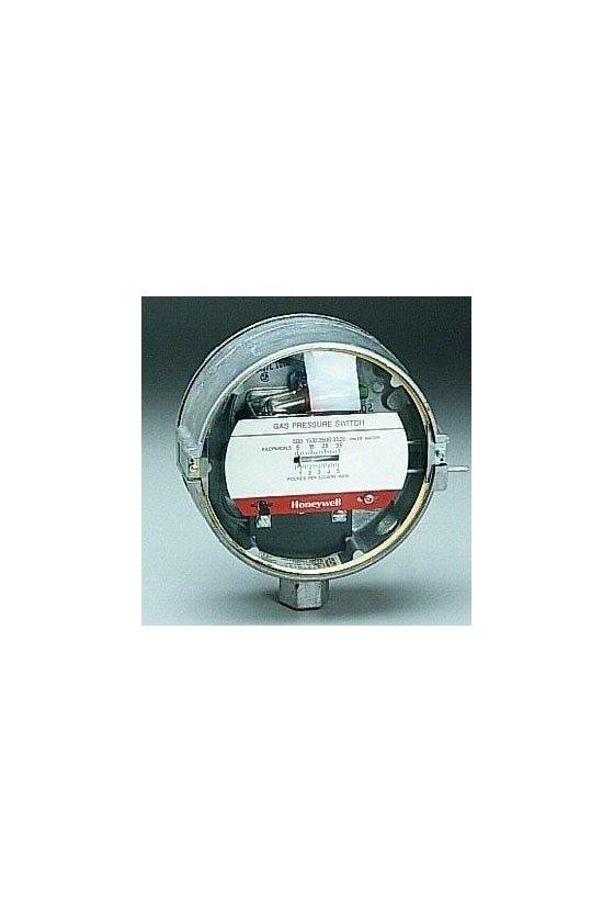 C437D1021 Presuretrol 1-10 PSI  off al bajar reset manual
