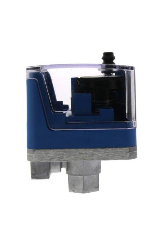 C6097A3038 Interruptor de presión reset manual 1/4 npt 12-60'WC baja presión remp